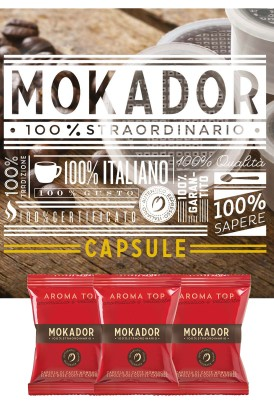 Aroma Top capsule coffee espresso coffee capsules