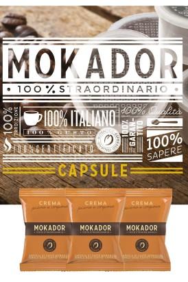 Crema capsules coffee espresso coffee capsules