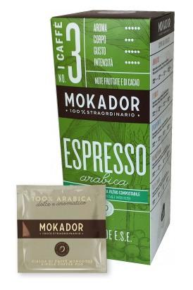 100% Arabica ESE Espresso Pod 20 pcs