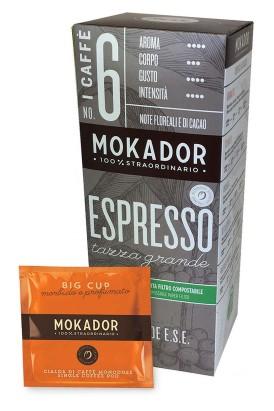 Big cup ESE Espresso Coffe Pod 20 pcs