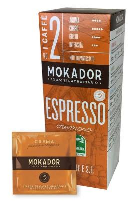 Crema ESE Espresso Coffe Pod 20 pcs