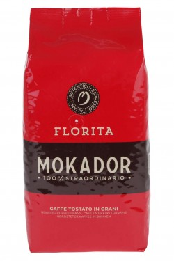 Premium coffee beans Floral seduction Mokador Florita